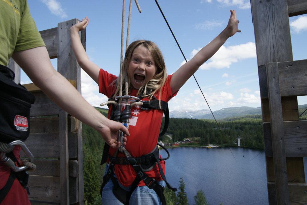 Tips til familieferie i Trøndelag