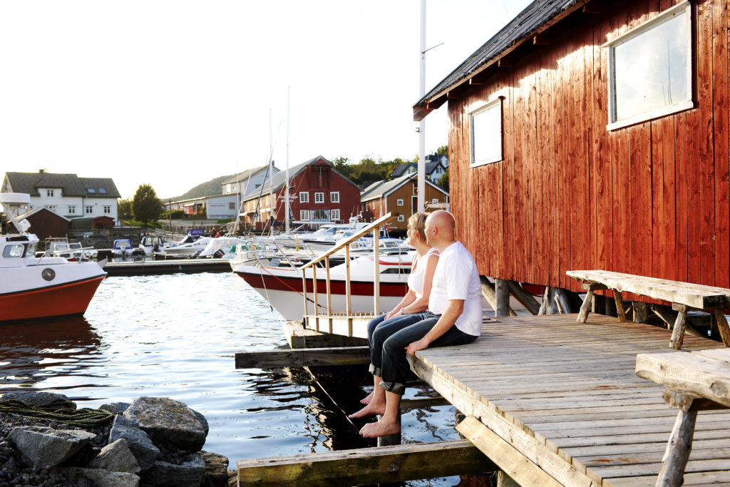 Råkvåg på Fosen. Foto: Marius Rua / trondelag.com