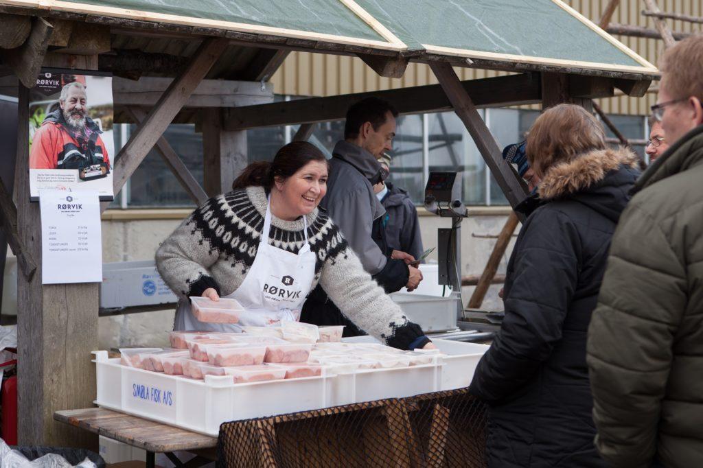 Foto: Lene J. Løkkhaug / Rørvik Fisk