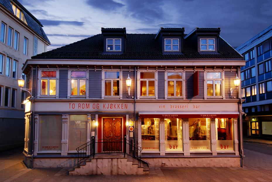 restauranttips - ut og spise i Trondheim - Opplev Tr?ndelag