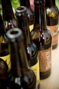 Øl fra Inderøy Gårdsbryggeri, Inderøy, Innherred, Trøndelag, Foto: Oi! Mat og Drikke