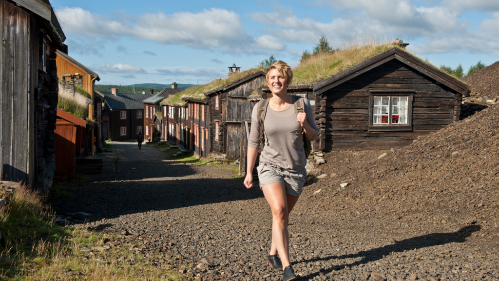 Helgetur: Røros - Verdensarv i nabolaget
