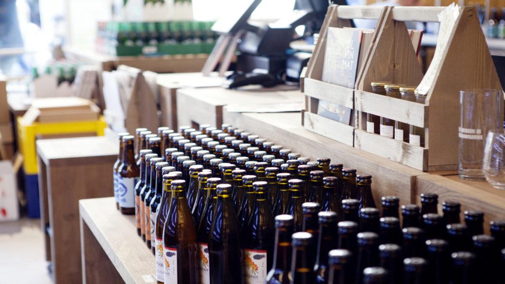 Bryggerier i Trøndelag - en reise fra øl til øl