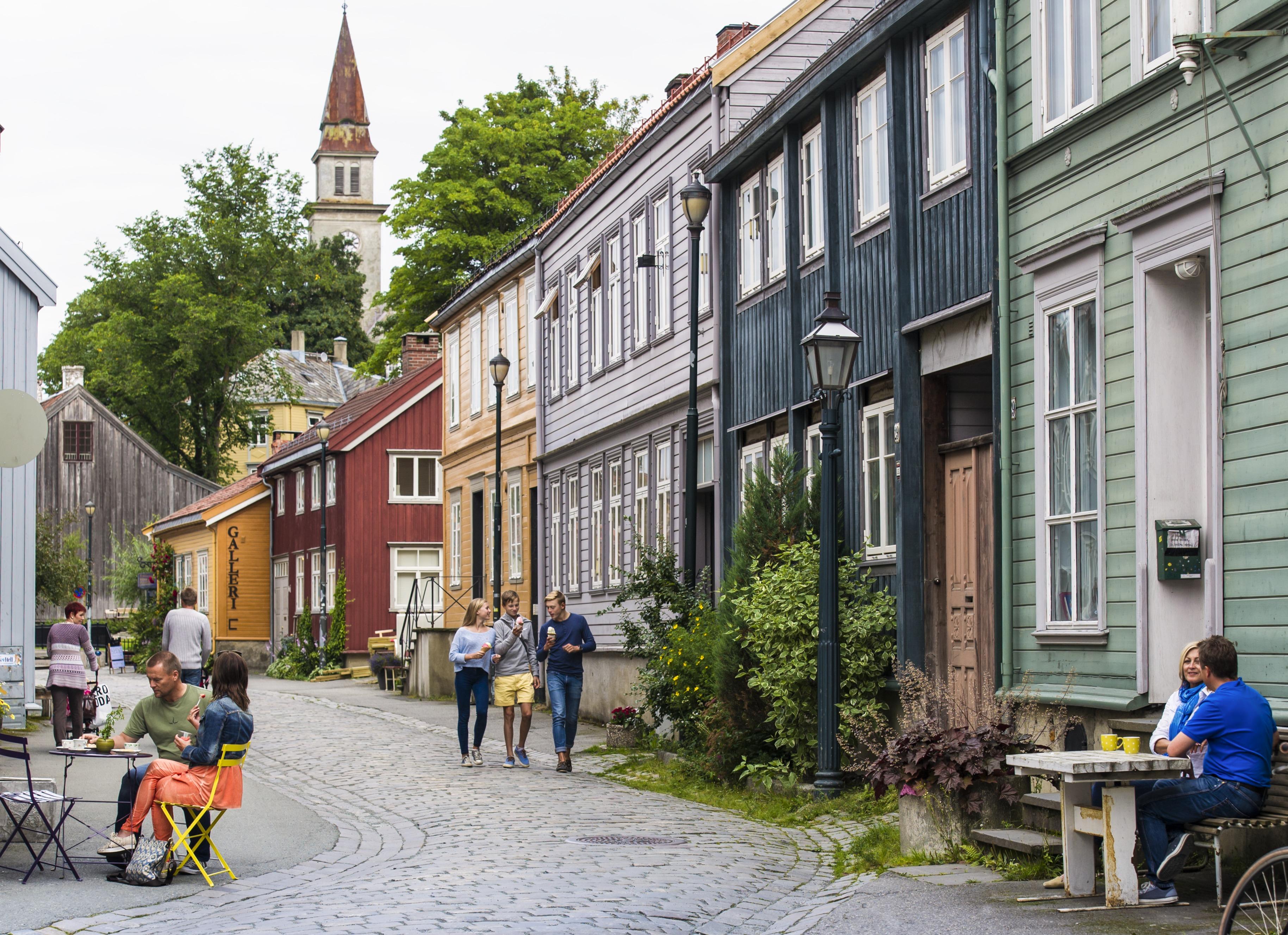 opplevelser i trondheim swingers i norge