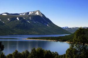Gjevilvatnet ved Oppdal i Trøndelag, Foto: Marius Rua
