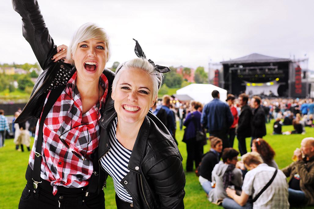 Pstereofestivalen i Trondheim, Trøndelag, Foto: Marius Rua