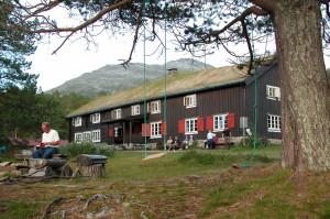 Trollheimshytta i Trollheimen, Foto: Trondhjems Turistforening
