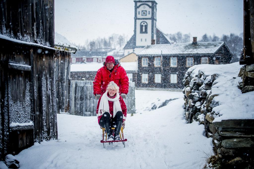 Vinteropplevelser uten ski