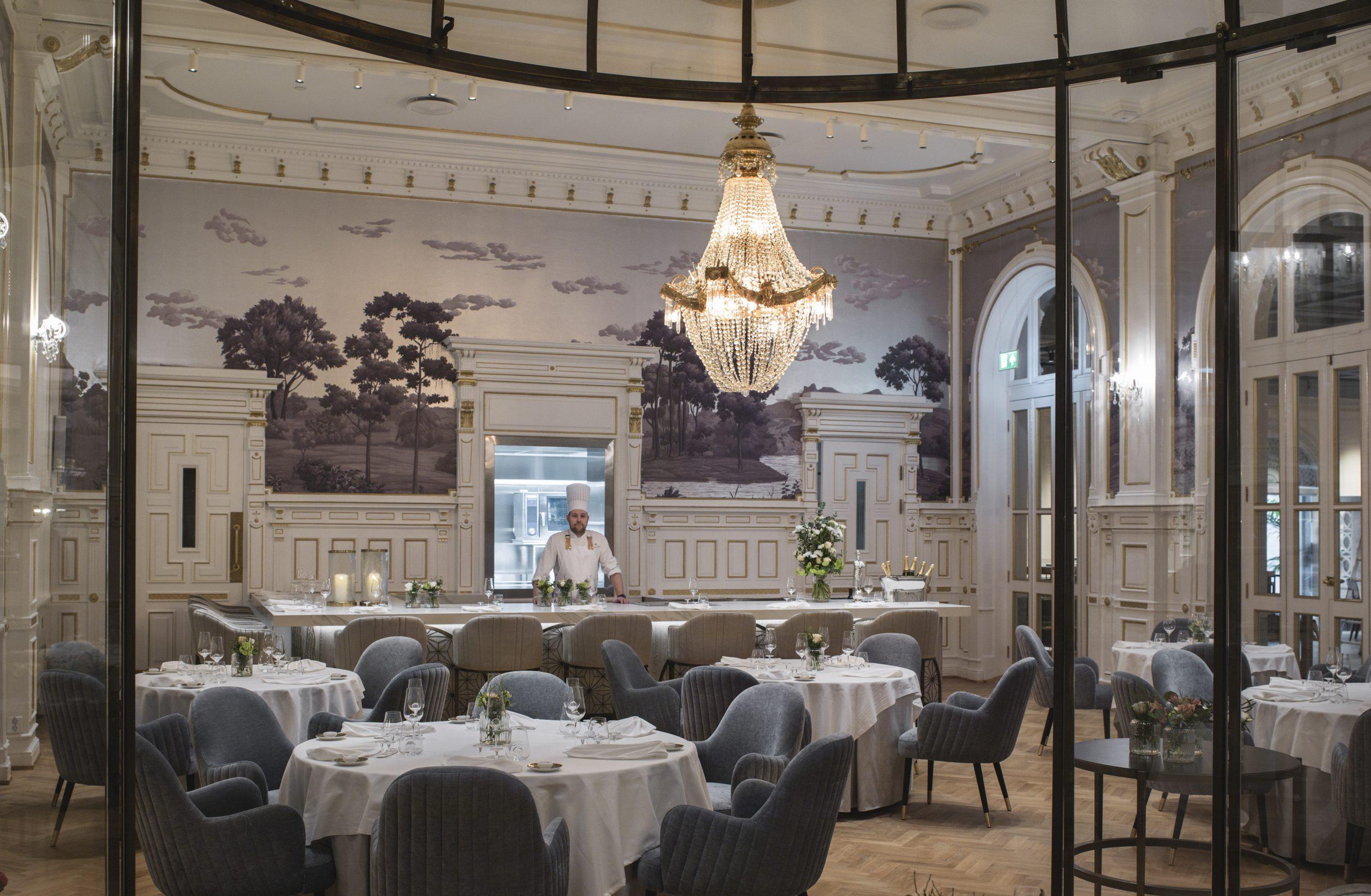 Speilsalen, Britannia Hotel. Foto: Dreyer Hensley